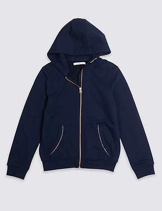 Marks and Spencer Hooded Sweatshirt (3-16 Years)