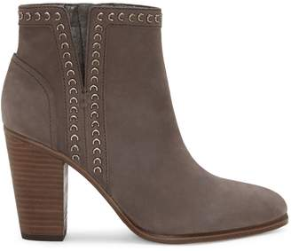 Vince Camuto Finchie Embellished Almond-toe Bootie