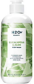 Alöe H2O+ Beauty Eucalyptus & Body Wash, 12.2 o
