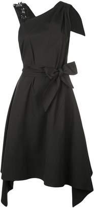 Natori belted dress