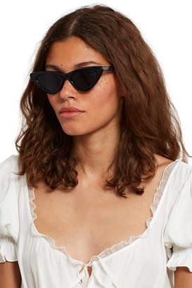 Le Specs Adam Selman X The Last Lolita Sunglasses