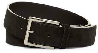 a. testoni Sport Nappa Leather Belt