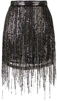 Amen sequinned mini skirt