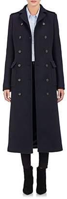 Barneys New York Women's Military Long Coat