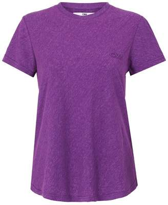 Camilla And Marc Violet Marle Jersey Tee