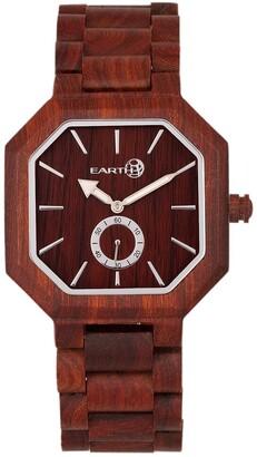 Earth Wood Unisex Castillo Watch