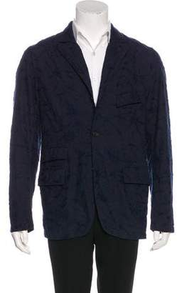 Engineered Garments Embroidered Sport Coat