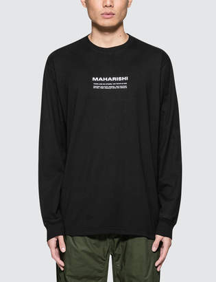 MHI Miltype L/S T-Shirt