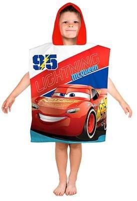 Disney Lightning Hooded Poncho Towel
