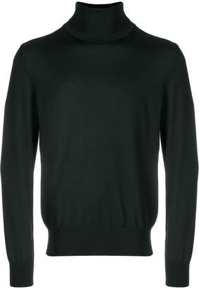 Ermenegildo Zegna roll neck long sleeve jumper