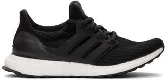 adidas Black UltraBOOST Sneakers