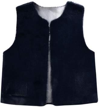 Imoga Ellada Faux Fur Reversible Vest