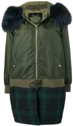 Mr & Mrs Italy loose bomber jacket