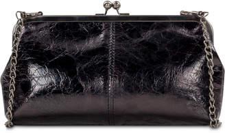 Patricia Nash Potenaz Patent Leather Frame Shoulder Bag