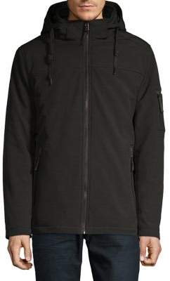 Calvin Klein 3-In-1 Soft Shell Systems Jacket