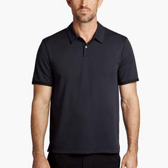 James Perse Y/OSEMITE PERFORMANCE PIQUE POLO