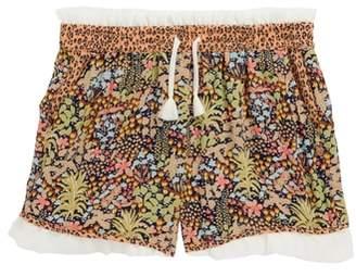 Scotch R'Belle SCOTCH RBELLE Jungle Print Shorts