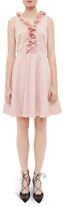 Ted Baker Cottoned On Emalia Ruffle Dress $279 thestylecure.com