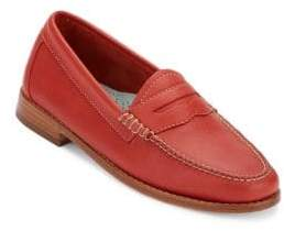 G.H. Bass Whitney Leather Penny Loafers