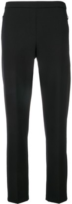 Cambio straight leg trousers
