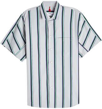 Oamc Printed Cotton Shirt