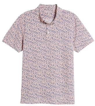 Bonobos Flatiron Slim Fit Print Golf Polo