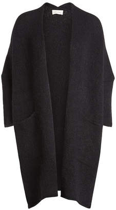 American Vintage Cardigan with Wool and Mohair