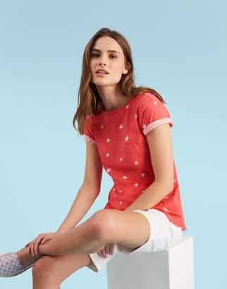 Joules Clothing Nessa print Jersey Thirt