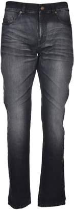 Saint Laurent Washed Jeans