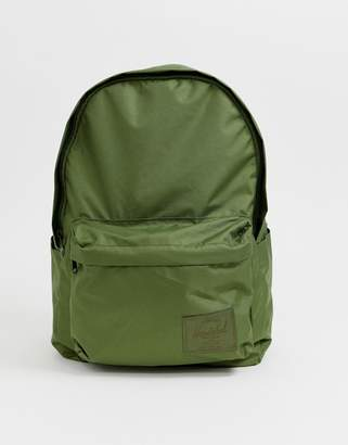 Herschel Classic XL Light 30l backpack in olive