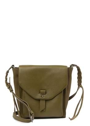 Lucky Brand Numa Small Leather Crossbody Bag
