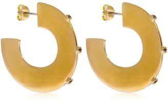 Elizabeth and James Joni Hoop Earrings