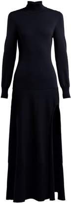 Jacquemus La Robe Baya knitted maxi dress