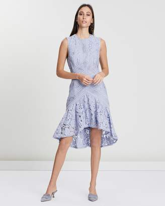 Lover Melody Lace Flare Dress