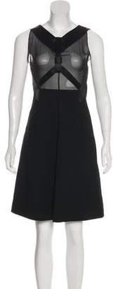 Schumacher Dorothee A-Line Knee-Length Dress