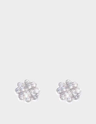 Vanessa Tugendhaft Gold Shapes Earrings