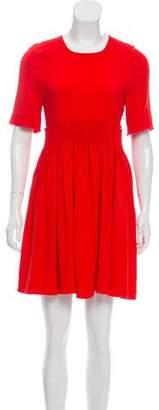 No.21 No. 21 Woven Mini Dress
