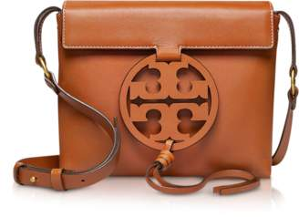 Tory Burch Genuine Leather Miller Cross-Body Bag