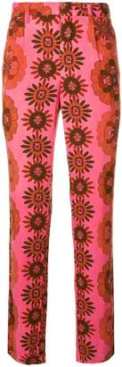 Comme des Garcons Pre-Owned 60S print trousers