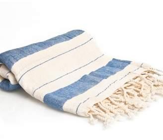 Beachcrest Home Sandburg Peshtemal Turkish Cotton Beach Towel