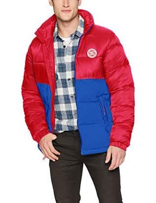 DC Men's Gosforth Water Resistant Puffa Jacket