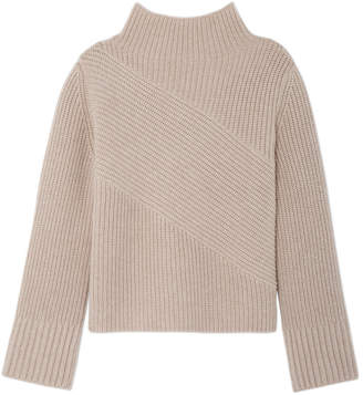 G. Label Keane Funnel-Neck Sweater
