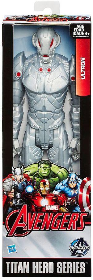 Hasbro Marvel Avengers Titan Hero Series Ultron Figure by Hasbro