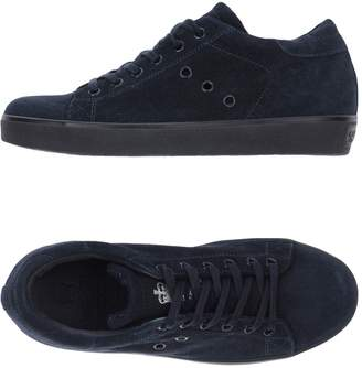 Leather Crown Low-tops & sneakers - Item 11307713TW