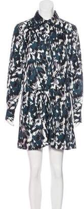 Thakoon Silk Mini Dress