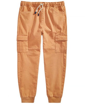Epic Threads Big Boys Cargo Jogger Pants, Created for Macy's