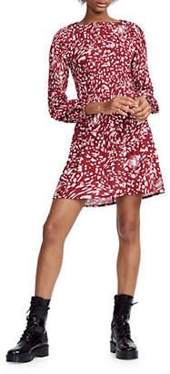 Maje Rocker Dress