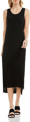 VINCE CAMUTO High/Low Tank Dress $89 thestylecure.com