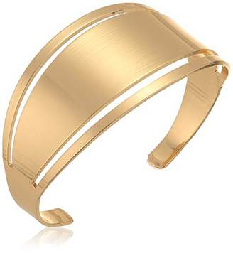 Panacea Women's Shiny Cuff Bracelet