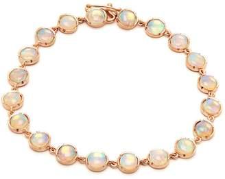 Irene Neuwirth 18kt rose gold & crystal-opal bracelet